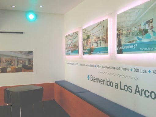 Showroom Los Arcos