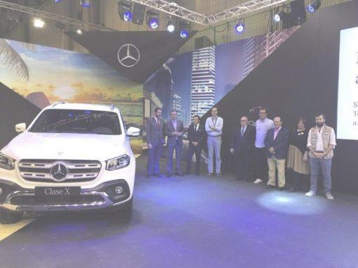 Presentación Mercedes Clase X