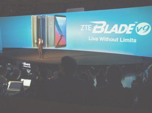 Presentación ZTE Blade V9