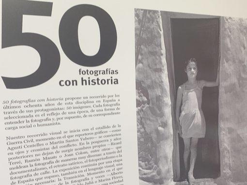 50 Fotografías con Historia.
