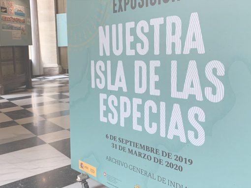 EXPOSICIÓN LA ISLA DE LAS ESPECIAS